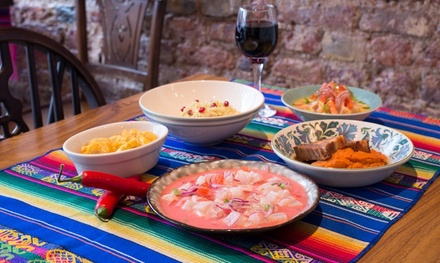 Two-Course Meal with Beer or Soft Drink for One or Two at Inca Plebeyo (31% Off)