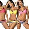 3-teiliges Bikini-Set