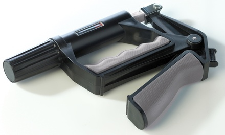 Weider Adjustable Hand Grip with 5-Tension Levels