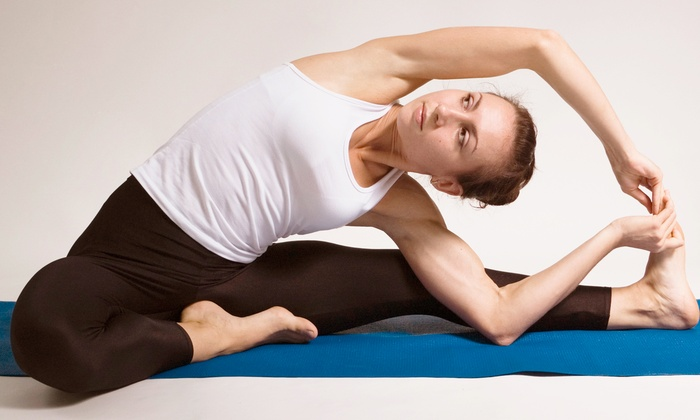 Ananda Shala - Downtown: 5, 10, or 20 Yoga or Pilates Mat Classes at Ananda Shala (Up to 64% Off)
