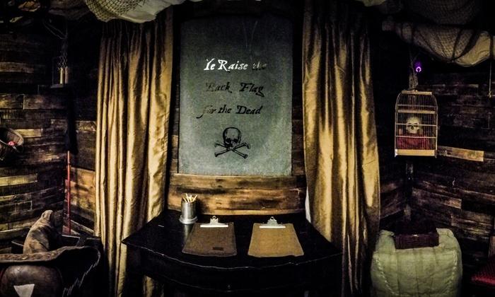 Colonial Williamsburg Escape Room