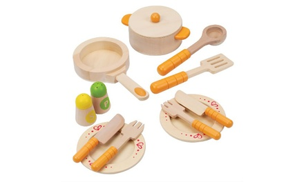 Hape Gourmet Kitchen Starter Set for Kids