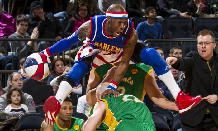 Harlem Globetrotters  - CenturyLink Center Omaha: Harlem Globetrotters Game on Friday, April 8, at 7 p.m.