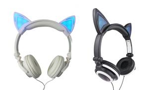 Jamsonic Cat Headphones Review