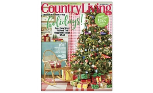 Country Living Customer Service : Country Living Subscription  Groupon Goods
