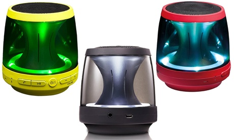 LG PH1 Portable Bluetooth Speaker with LED Mood Light 360 Sound photo
