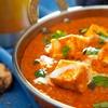 Menu végétarien aux saveurs d'Inde