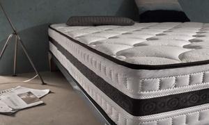 Larson stockholm matras met pocketvering en memory foam aanbieding
