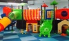 Up to 45% Off Indoor Playground Visits