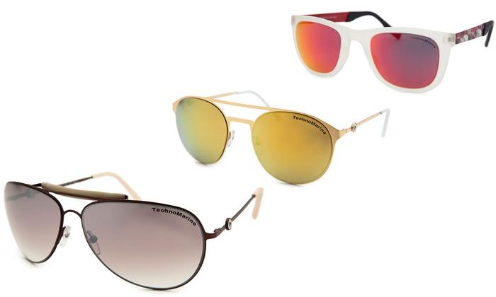 TechnoMarine Unisex Sunglasses