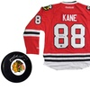 Chicago Blackhawks Autographed Puck or Jersey with COA