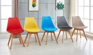 Lot de chaises scandinaves Vills