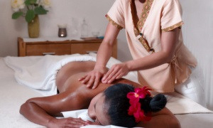 Chill Out Thaimassage: 60 Minuten Aromaöl-, Hot-Stone- oder Thai-Massage für 1 oder 2 Personen bei Chill Out Thaimassage (30% sparen*)