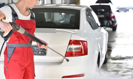 for Car Wash Package at In2 Wash Car Care DFO Essendon New ABN Value