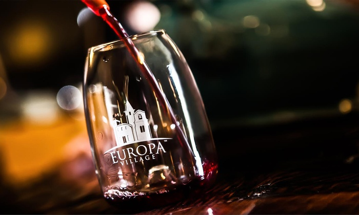 Europa Village - Temecula: $21 for a 90 Minute VIP Tasting Experience & Wine Appreciation Class at Europa Village (Up to $60 Value)