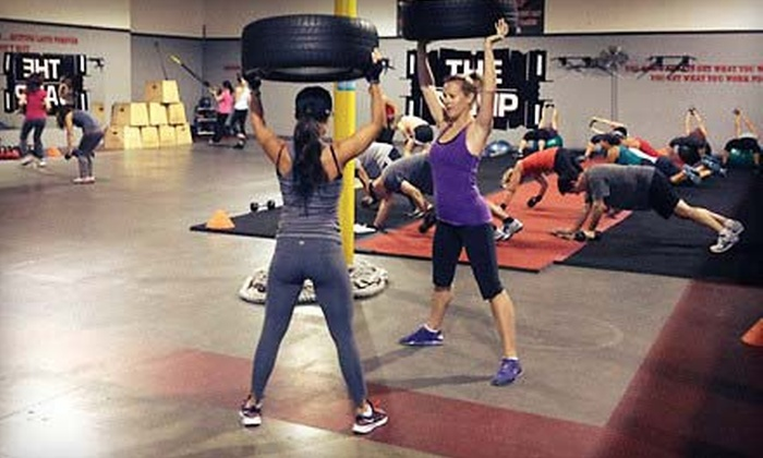 Fitness Concepts - Multiple Locations: Four or Six Weeks of Unlimited Boot-Camp Classes at Fitness Concepts (Up to 82% Off)