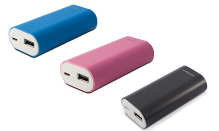 Batería externa Contact 4000 mAh con cable USB por 9,99 €