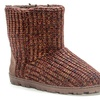 Muk Luks Women's Short Lug Boot (Size M)