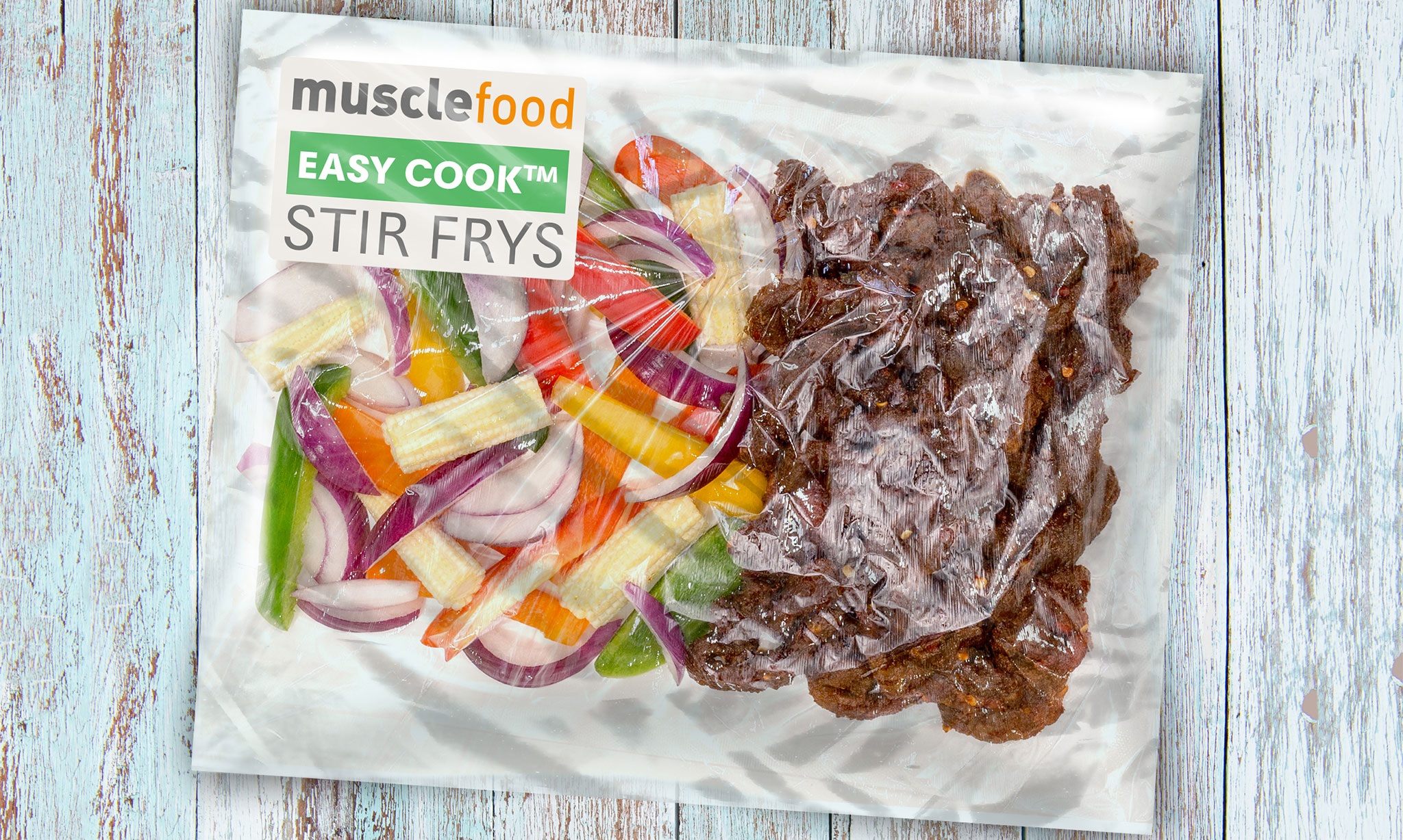 Muscle Food Clean Eating Meals for Two Weeks From £34