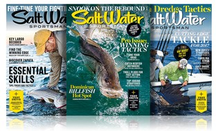 1-Year, 10-Issue Subscription to Salt Water Sportsman Magazine