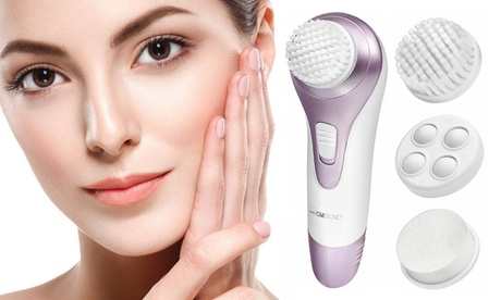 Cepillo facial: limpiador y masajeador facial Clatronic GM 3669