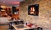 Le Héros - heist: Menu au choix en 4 services de 2 à 4 personnes à Knokke-Heist au restaurant Le Héros