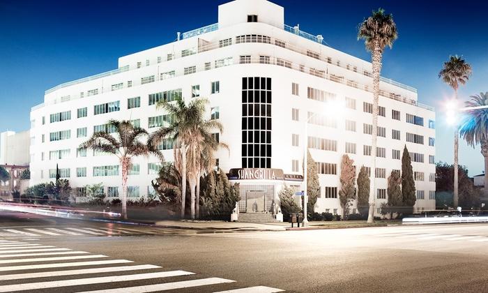 4-Star Santa Monica Boutique Hotel near Beach