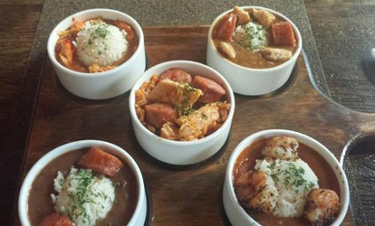 image for $30 for Dinner for Two Only at Blue Orleans Seafood Restaurant ($55 Value)