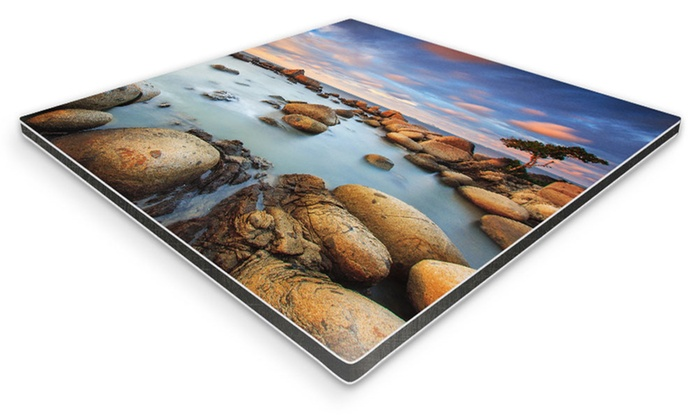"""Canvas On Sale: 8""""x8"""", 12""""x8"""", 12""""x12"""", or 16""""x12"""" Aluminum Prints from CanvasOnSale (Up to 81% Off)"""