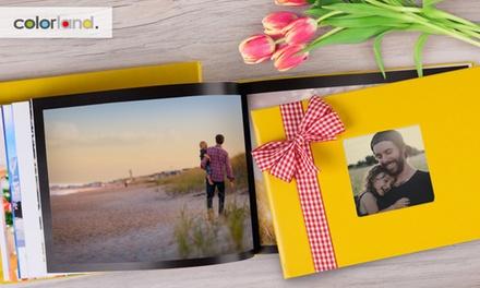 1, 2, 3 o 5 fotolibros prémium A4 a elegir número de páginas en Colorland (hasta 87% de descuento)