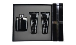 Montblanc Legend Fragrance Gift Set for Men (3-Piece)