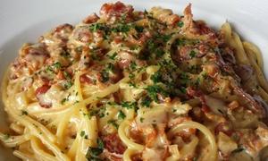Cara Mia: $27 for $50 Worth of BYOB Italian Food at Cara Mia, Available Sunday-Thursday
