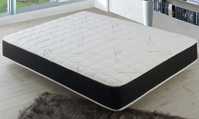 Diamond Quilted Memory Mattress from £69