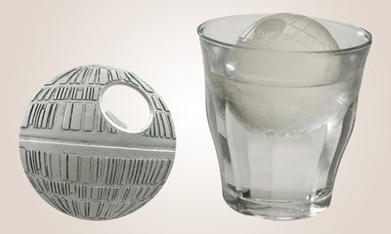 Star Wars Death Star Duo with Bottle Opener and Ice Mold