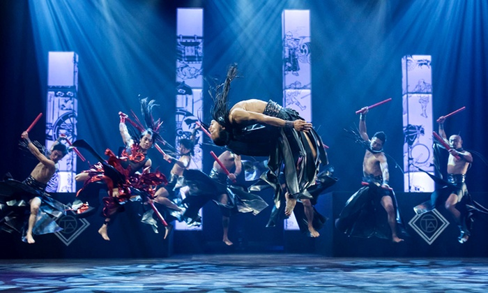 "Tao: Seventeen Samurai - Mayo Performing Arts Center: Tao: ""Seventeen Samurai"" on Saturday, February 6, at 8 p.m."