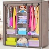Canvas Multi-Shelved Wardrobes