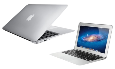 Apple MacBook Air 11.6 Laptop with 1.6GHz Intel Core i5 Processor, 4GB RAM, and 128GB Hard Drive (Refurbished A-Grade)