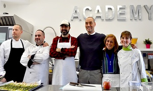 Funny Veg Academy: Corso di Alta Cucina Vegetale con lo chef Simone Salvini da Funny Veg Academy (sconto fino a 58%)