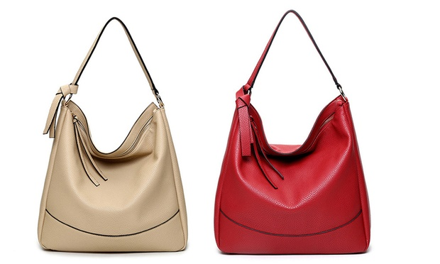 Women's Soft PU Leather Handbag