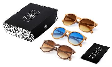 Pack de 3 gafas unisex Twig Concept Milano