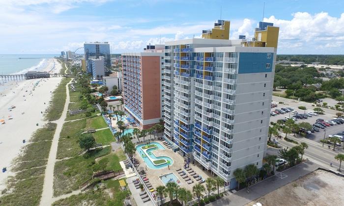 Oceanfront Condominiums in Myrtle Beach