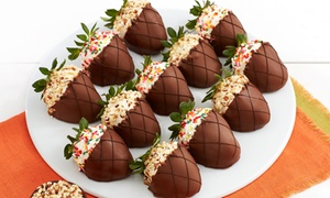 $15 For $30 Worth Of Gourmet Dipped Strawberries And Chocolate Treats From Shari