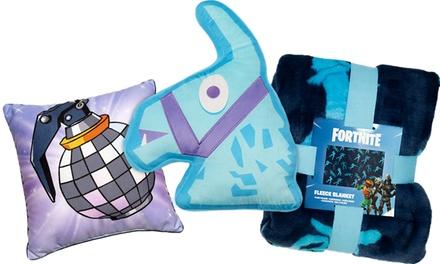 Accesorios de cama oficiales Fortnite