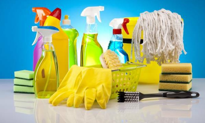 Home or Office Cleaning - The CleanUp Crew LLC. | Groupon