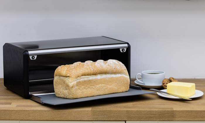 morphy richards bread bin groupon. Black Bedroom Furniture Sets. Home Design Ideas