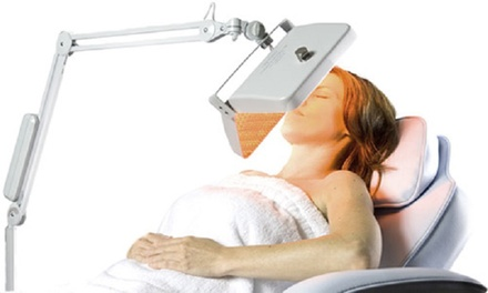 Facial Light Stimulation and Hydro Massage Bed with Optional Cryo Rejuvenation at US Cryotherapy (Up to 47% Off)