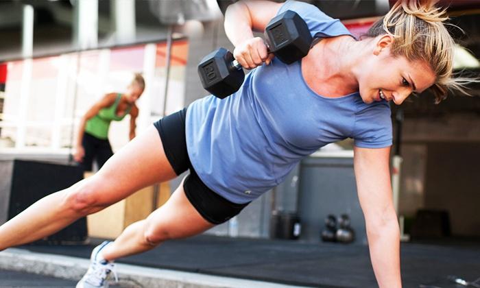 CrossFit Eagle Rock - Eagle Rock: $49 for a Six-Session CrossFit Build-Up Series at CrossFit Eagle Rock ($150 Value)