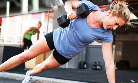 $49 for a Six-Session CrossFit Build-Up Series at CrossFit Eagle Rock ($150 Value)