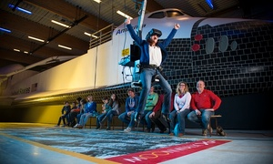 Euro Space Center: 1, 2, 4 of 6 toegangskaartjes voor een bezoek aan het Euro Space Center vanaf € 8