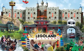 LEGOLAND® Billund Familien-Ticket